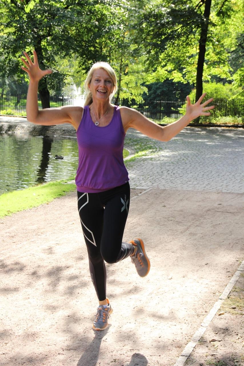 Til Roma Maraton med hjelp av mental trening